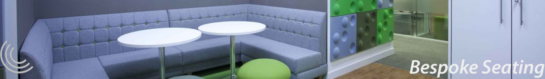 bespoke seating from Chart Area Seating
