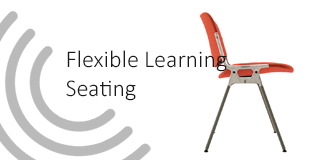 flexible learning seating button