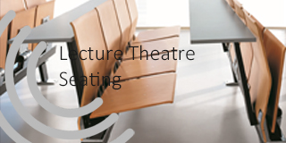 lecture theatre seating icon