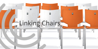linking chairs from chart area seating
